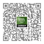 Scannez ce QR code pour télécharger l'application